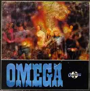 Omega (hr) - Naplemente CD (album) cover