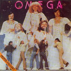 Omega (hr) - Skyrover (promo Single) CD (album) cover