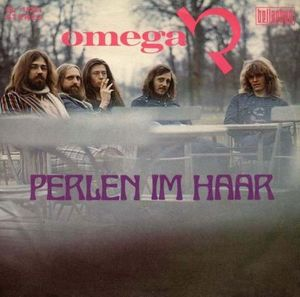Omega (hr) - Perlen Im Haar CD (album) cover