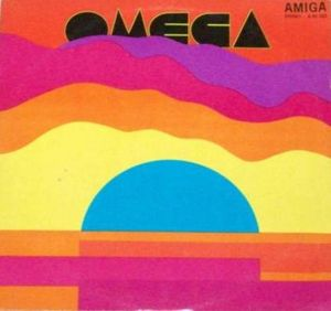 Omega (hr) - Omega CD (album) cover