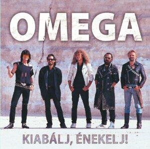 Omega (hr) - Kiab�lj, �nekelj - Singles, Rarities CD (album) cover