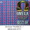 Omega (hr) - The Best Of Omega CD (album) cover