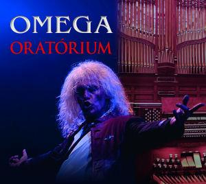 Omega (hr) - Oratórium CD (album) cover
