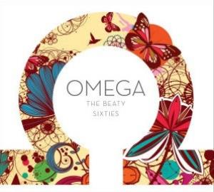 Omega (hr) - The Beaty Sixties CD (album) cover
