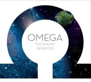 Omega (hr) - The Spacey Seventies CD (album) cover