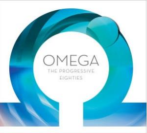 Omega (hr) - The Progressive Eighties CD (album) cover
