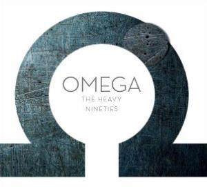 Omega (hr) - The Heavy Nineties CD (album) cover