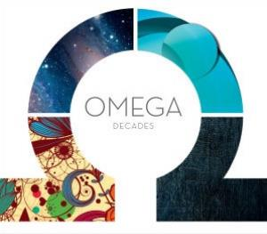 Omega (hr) - Decades (beaty Sixties, Spacey Seventies, Progressive Eighties, Heavy Nineties) CD (album) cover