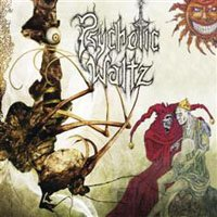 Psychotic Waltz - A Social Grave / Mosquito CD (album) cover