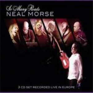 NEAL MORSE - So Many Roads CD album cover