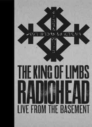 Radiohead - The Kings Of Limbs - Live From The Basement CD (album) cover