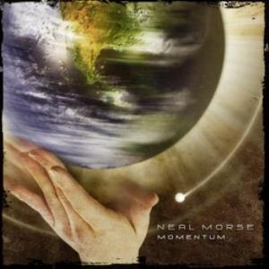 Neal Morse - Momentum CD (album) cover