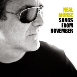 NEAL MORSE - Songs From November CD album cover