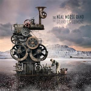 the grand experiment (as the neal morse band) by NEAL MORSE