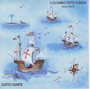 GATTO MARTE - Colombo Tutto Tondo CD album cover