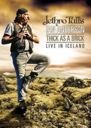 Ian Anderson - Thick As A Brick Live In Iceland DVD (album) cover