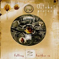 October Project - Falling Farther In CD (album) cover