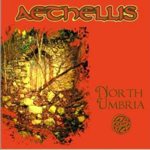 Aethellis - Northumbria CD (album) cover