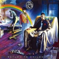 Fish - Return To Childhood CD (album) cover