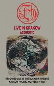 Fish - Live In Krakow - Acoustic DVD (album) cover