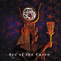 Fish - Arc Of The Curve CD (album) cover