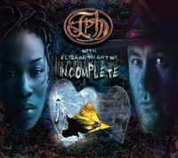 Fish - Incomplete CD (album) cover