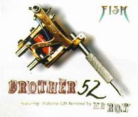 Fish - Brother 52 CD (album) cover