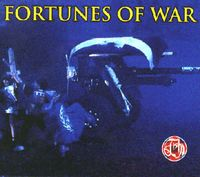 Fish - Fortunes Of War CD (album) cover