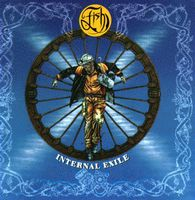Fish - Internal Exile CD (album) cover