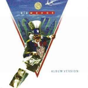 Fish - Big Wedge CD (album) cover