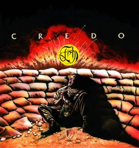 Fish - Credo CD (album) cover