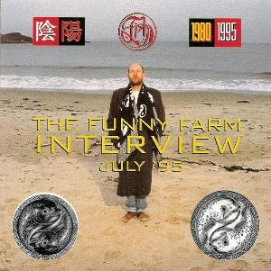 Fish - The Funny Farm Interview - July '95 CD (album) cover