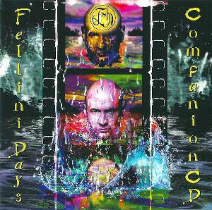 Fish - Fellini Days - Companion Cd CD (album) cover