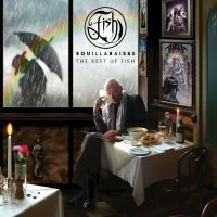 Fish - The Perception Of Fish : Bouillabaisse CD (album) cover