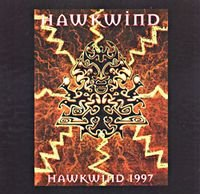 Hawkwind - Hawkwind 1997 CD (album) cover
