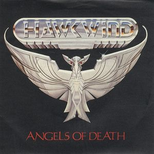 Hawkwind - Angels Of Death CD (album) cover