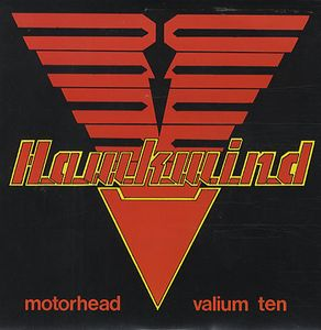 Hawkwind - Motorhead CD (album) cover