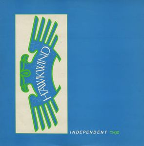 Hawkwind - Independent Days Ep CD (album) cover