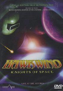 Hawkwind - Knights Of Space DVD (album) cover