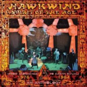 Hawkwind - Spirit Of The Age - An Anthology - 1976 - 1984 CD (album) cover