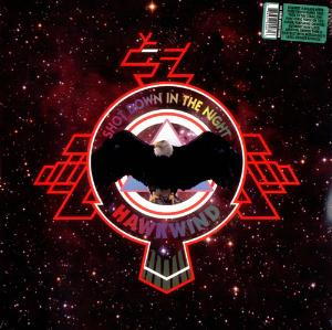 Hawkwind - Shot Down In The Night CD (album) cover