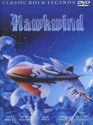 Hawkwind - Classic Rock Legends (dvd) DVD (album) cover