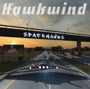 Hawkwind - Spacehawks CD (album) cover