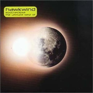 Hawkwind - Epocheclipse : The Ultimate Best Of CD (album) cover