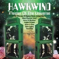 Hawkwind - Masters Of The Universe CD (album) cover