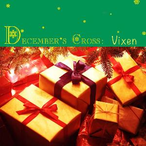 Early Cross - December's Cross: Vixen (special Christmas Ep 2014) CD (album) cover