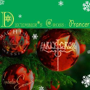 Early Cross - December's Cross: Prancer (special Christmas Ep 2013) CD (album) cover