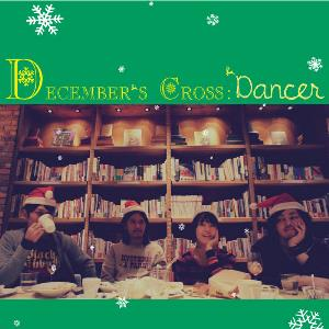 Early Cross - December's Cross: Dancer (special Christmas Ep 2012) CD (album) cover