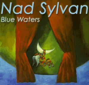Nad Sylvan - Blue Waters CD (album) cover