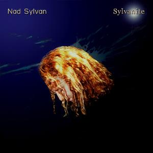 Nad Sylvan - Sylvanite CD (album) cover